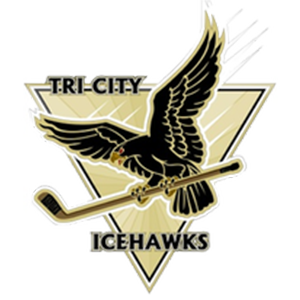 Tri City IceHawks Logo